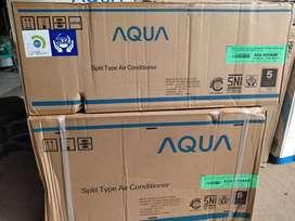 AC AQUA japan 1/2PK AQA-KCR5ANR garansi 5th