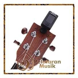 Tuner Gitar Joyo JT-01 Rotatable 360 Degree Original Murah