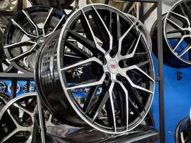 Velg mini cooper cabrio mercy Vorsteiner VE 107 Ring 18X8.0 PCD 5X114,