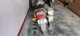 12 + years bike in very good condition. Mileage 65 kmpl
