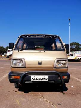 Maruti Suzuki Omni 5 seater lpg and  Petrol Good Condition