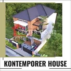 arsitek desain gambar rumah rab imb kontraktor di Jambi