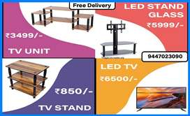 39 TV STAND | TV UNIT | LED STAND | GLASS TV STAND l LED TV.