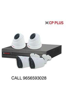 Hikvision Cctv camera installation in kochi very low rate