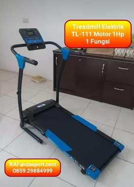 TL-111 Treadmill Elektrik Harga Murah