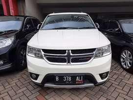 Dodge Journey SXT 2014 AT Putih Cash Kredit Banten Tangerang