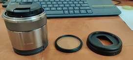 Sony E mount 30mm F3.5 Macro Lens
