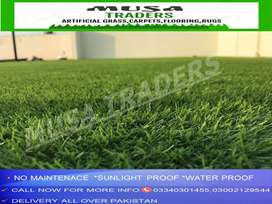 For decoring restaurants offices lawns use artificial grass