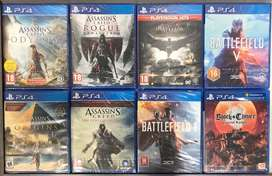 Brand New PS4 Games For Sale.