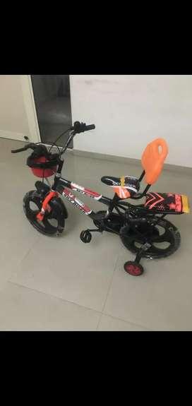 Brand new kids cycle