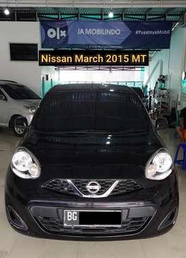 Dijual Nissan March 2015 1.2 MT