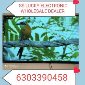 """#32"""" LED TV FULL HD SMART 4K ANDROID 1GB RAM 8GB ROM WITH VOICE REMOTE"""