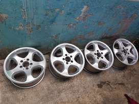 Fs velg oem mercy ring 16 model mirip brabus