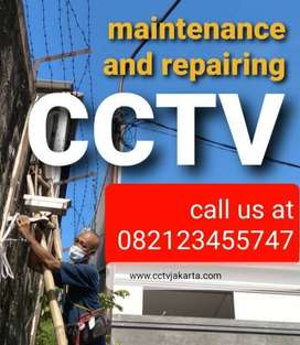 Service cctv oleh teknisi cctv pemasang cctv pengalaman