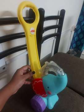 Fisher price  pop and push toy