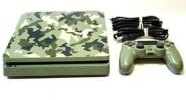PlayStation 4 Camo Limited Edition 1TB PS4 slim