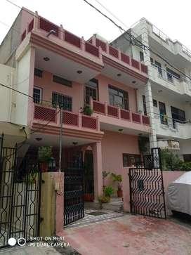 138 Gaj Duplex House main vaishali nagar -4 room