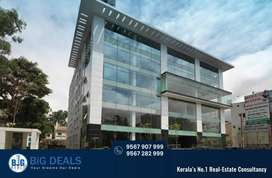 Spacious 5900 Sq.ft Space for rent at the heart of the City,Trivandrum