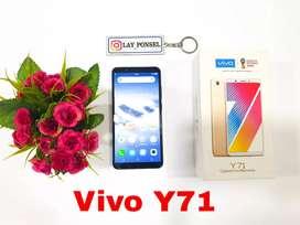 Second Vivo Y71 Black