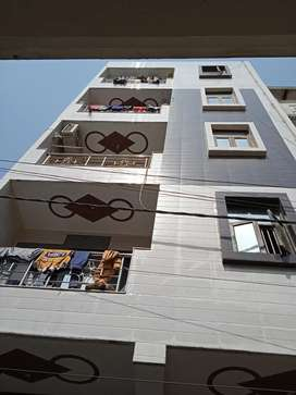 2BHKuperground floor with bike parking for sale in bhagt colony@15 lac