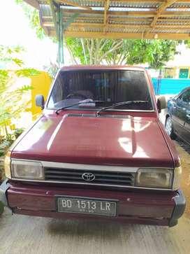 Kijang Rover 93 Siap Gas
