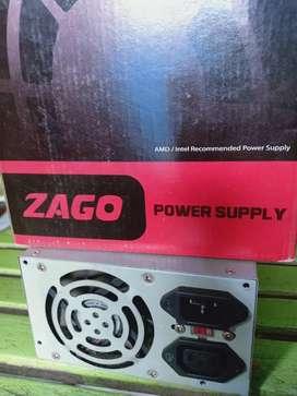 Power Supply merk ZAGO_450W