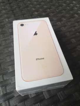 iPhone 8 256GB Rose Gold BNIB