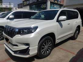 Toyota Prado 2020 Get On Easy Monthly installment