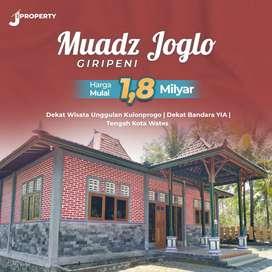Joglo Muadz Dekat Bandara