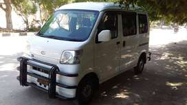 Daihatsu hijet 2014onEasy EMI Process 20%D.P One Step Solution Pvt.Ltd
