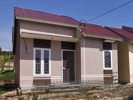 Rumah sederhana tipe 36 dan tanah mulai dari 72.