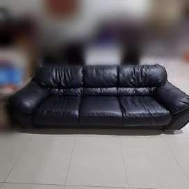 3 sofa + 1 meja MERK CELLINI