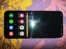 Samsung galaxy m31 only massage