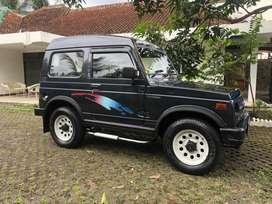 Suzuki katana gx tahun 2000