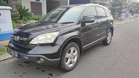 Honda CRV 2007 MT Hitam Tangan Pertama