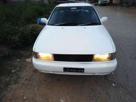 Nissan sunny 91 claasic condition
