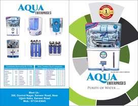 Aqua enterprises sales and sarvices