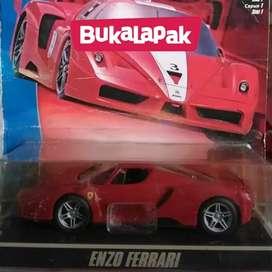 Hot Wheels LANGKA Enzo Ferrari Edisi Kolektor Official Ferrari