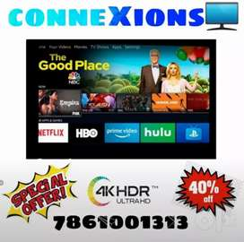 Brand New 42 inches FHD smart  LED TV at Wholesale Price