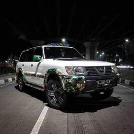 Nissan Patrol 4.2 Diesel Thn. 2001