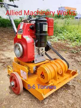 Construction of machinery manufacturers