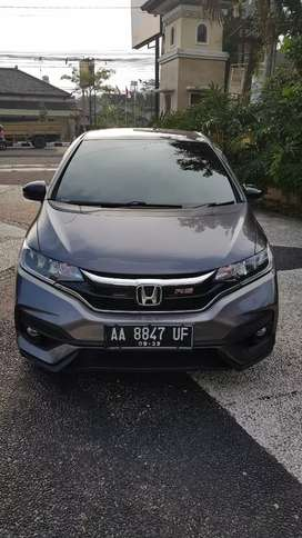 All new Jazz Rs 2018 manual tgn 1 km 20rb