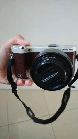 Kamera mirroles samsung type 300 nx