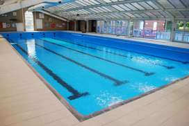 Swimming pool plumber
