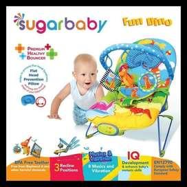 Sugar baby bouncer