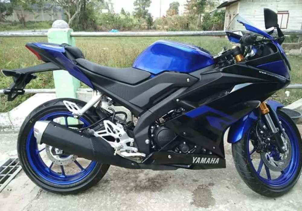 Yamaha r15 vvv 2019
