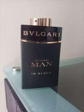 botol parfum bekas bvlgari