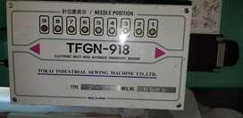 Used Embroidery Machine Tajima TFGN