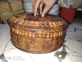 ANTIQUE WOODEN CRAFT HAND MADE
