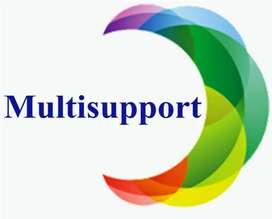 Multisupport job